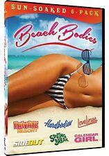 New 6 movie DVD set (Hardbodies, Lovelines, Private Resort  [Johnny Depp])