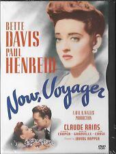 NOW, VOYAGER (1942) DVD BETTE DAVIS PAUL HENREID & CLAUDE RAINS