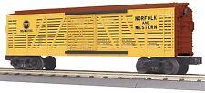 MTH 30-7196, O Gauge, Stock Car - Norfolk & Western - Car #33080