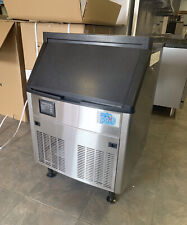 New Ice Machine 210lb Undercounter Air Cooled 120v