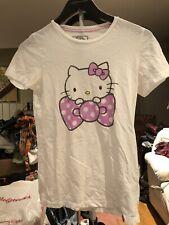 hello kitty t shirt Petite Medium White