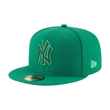 New Era New York Yankees Green 59FIFTY League Pop Fitted Hat 7 1/8