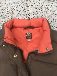 JOULES - Taupe - Quilted - Zip Up - BREE - Bodywarmer / Gilet - UK 14