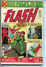 Flash 229 1st Series DC 1974 FN 31 133 Green Lantern 29 Adventure Comics 117