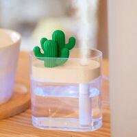 Para XIAOMI Clear Cactus Humidificador ultrasónico de aire 160ML Color Light USB