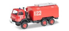 1/87 Herpa Minitanks Kamaz 5320 Camion Boîte Pompier 744966