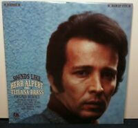HERB ALPERT SOUNDS LIKE (NM) SP-4124 LP VINYL RECORD