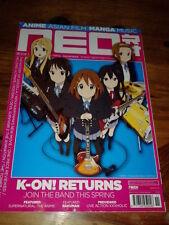 NEO MAGAZINE - ISSUE 111 - July 2013 - MANGA ANIME JAPAN JPOP