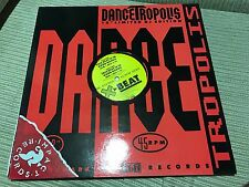 """X BEAT - THE BEAT IS IN GOOD HANDS 12"""" MAXI GERMANY DANCETROPOLIS 91 HIP HOUSE"""