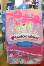 ZAINO SCUOLA SCHOOL BACKPACK BAG,I PACIOCCHINI BABY doll,dolls,bebè,toys,vintage