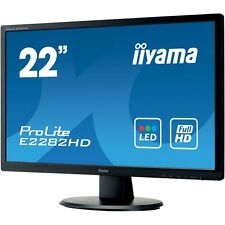 iiyama 22 ProLite E2282hd-b1 Widescreen LCD Monitor Resolution 1920 X 1080 000