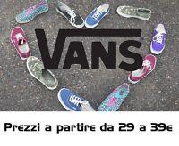 Scarpe Vans 100% ORIGINALI Italia OFFERTA LIMITATA Sk8 Classiche Old Skool Era