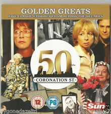 50 Years of Coronation Street - 5 Eps - ANNE KIRKBRIDE - Verdict Ep. - Promo DVD