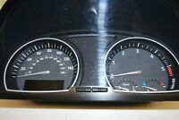 BMW X3 E83 2.0D INSTRUMENT CLUSTER SPEEDO CLOCKS DIESEL 3448327