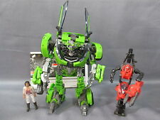 "Transformers ROTF Movie ""SKIDS, ARCEE & MIKAELA BANES"" Human Alliance 2009"
