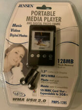 Jensen Mp3 Portable Media Player And Digital Photo Frame - New