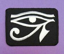 Eye of Ra Patch Easy Iron On Horus Ancient Egyptian Sun power symbol Sew Goth