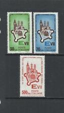 ITALIA . Año: 1964. Tema: 7ª REUNION DE ESTADOS EUROPEOS.