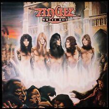 Angel - White Hot, vinyl, 1977 Casablanca NBLP7085, EX