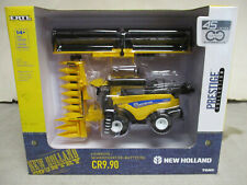 "Ertl New Holland CR9.90 Toy Combine ""Prestige Collection"" 1/64 Scale, NIB"