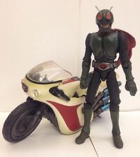S.I.C sic vol 14 Kamen Masked Rider One 1 Old One With Bike Cyclone