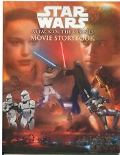 Star Wars Attack of the Clones Movie Storybook Jane Mason Sarah Hines-Stephens