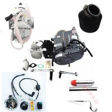 LIFAN 125CC Engine Motor w/ Exhaust Muffler Kit for Dirt Pit Bike ATC70 CT70 TRX