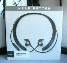BOSE HEARPHONES Conversation Enhancing Headphones Black NEW SEALED ORIGINAL
