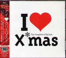I Love X'mas - Japan CD - NEW BRITT NICOLE FAITH EVANS STACIE ORRICO BOZ SCAGGS