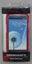 New Open Box Rocketfish Mobile Samsung Galaxy S3 Pink Hardshell Case RF-SGS3H2P