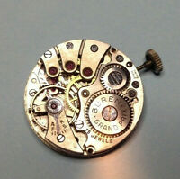 BUREN 10.5 Ligne Cal. 410 gents mechanical watch movement - GRAND PRIX