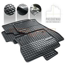 Set Tappetini 4-teilig proprio per Peugeot 206 Tappetini in gomma