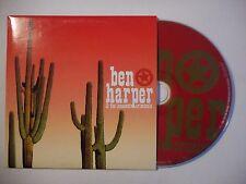 BEN HARPER & THE INNOCENT CRIMINALS : PLEASE BLEED ♦ CD SINGLE PORT GRATUIT ♦