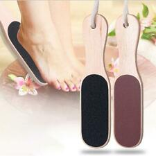 Care Tool Hard Feet Rasp Dead Skin Remover Pedicure Scraper Wooden Foot File