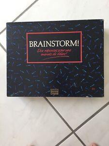 Brainstorm jeu