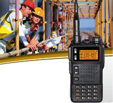Professional Walkie Talkie UHF&VHF Triband Two Way Radio 10W Radio Transceiver
