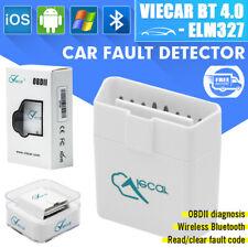 Bluetooth v4.0 Viecar 4.0 OBD2 Car Diagnostics Scanner For Apple/Android carista