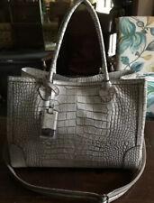 Claudia Firenze Italian Leather Handbag - Large