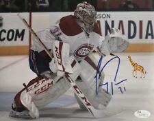 Carey Price JSA Certified  SIGNED Montreal Canadiens 8X10 PHOTOGRAPH