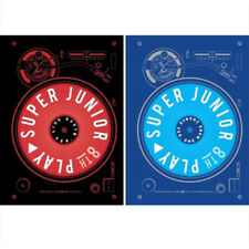 Super Junior - Vol.8 [Play] 2 Ver. SET