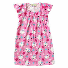 Girls Kids/Toddlers Hello Kitty Sleepdress/Nightdress Sleepwear, 3XL (10-12 y/o)