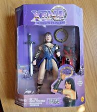"""XENA Warrior Princess Deluxe Edition 10"""" Poseable Doll with Accessories -Toy Biz"""