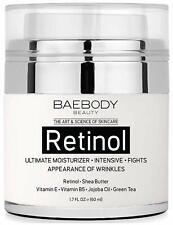 Retinol Moisturizer Cream for Face and Eye Area, Day and Night Cream 1.7 Fl. Oz