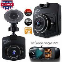 1080P Car DVR Video Recorder Dash Cam Night Vision G Sensor Camera