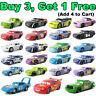 Pixar Cars Lightning McQueen Tractor King 1:55 Model Toy Racer Car Kids Gift UK#