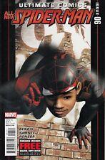 ULTIMATE COMICS SPIDERMAN 6...VF/VF+...2012...Brian Michael Bendis...Bargain!