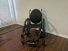 Quickie Revolution wheelchair - 16 X 15 with Roho Agility Back System.