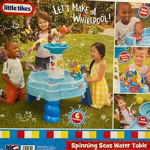 Little Tikes Spinning Seas Water Table - Brand New!
