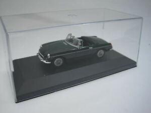UH Del prado MGB MG cabrio - 1/43 cochesaescala