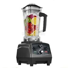 T5200 2L Heavy Duty Commercial Blender with Timer 2200W Fruit Variable Speeds*